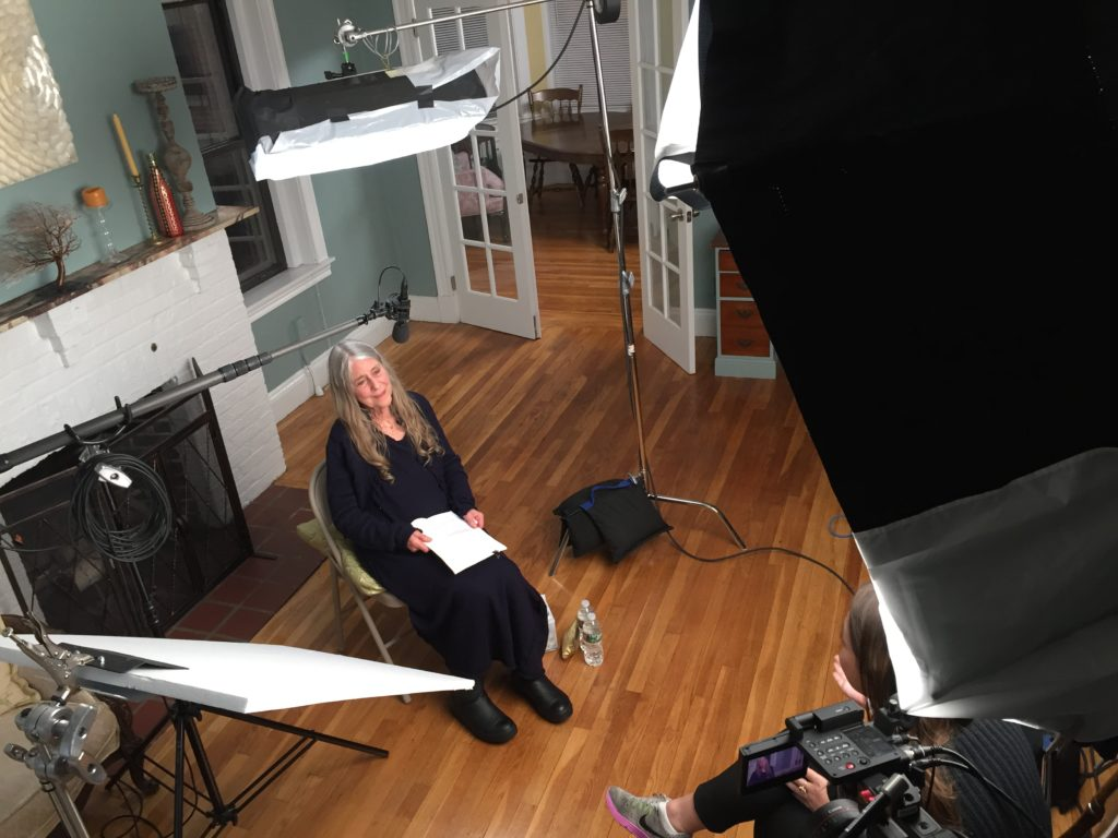 Interview with computer scientist Margaret Hamilton for Makers.com.
